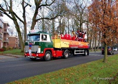 Sinterklaasintocht 2017